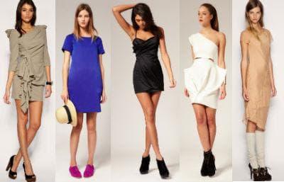 Модные вечерние платья. Фото