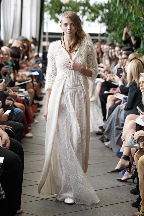 Самое модное свадбеное платье в мире