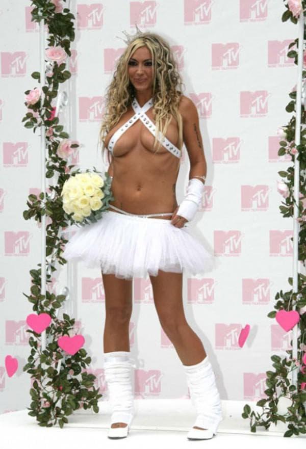 Свадебное платье Джоди Марш