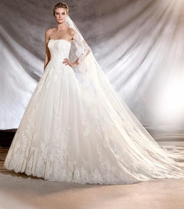 Патье принцесса для невесты