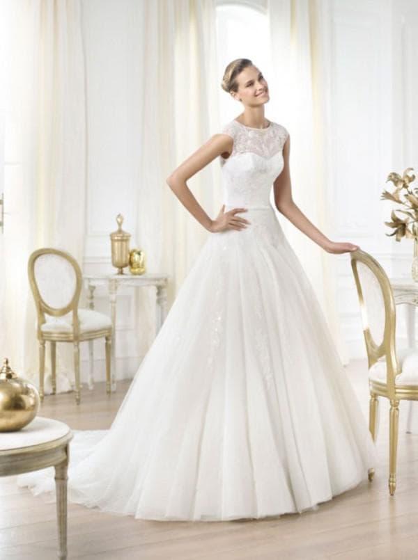 Свадебное платье Проновиас