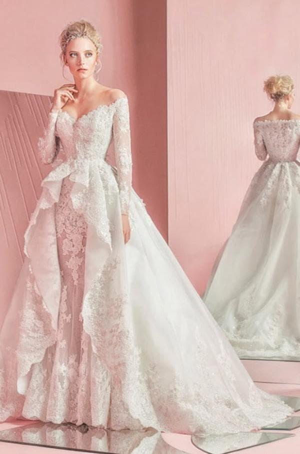 Роскошное платье трансформер для невесты