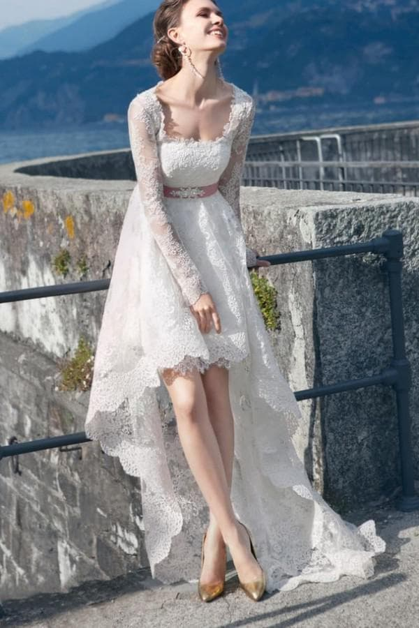 Свадебное платье кефаль