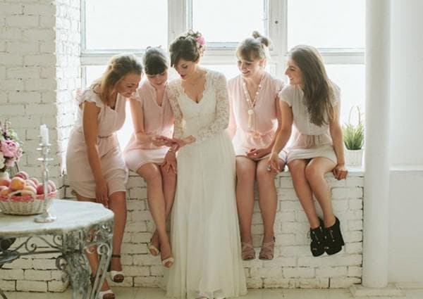 Платья в стиле прованс для гостей