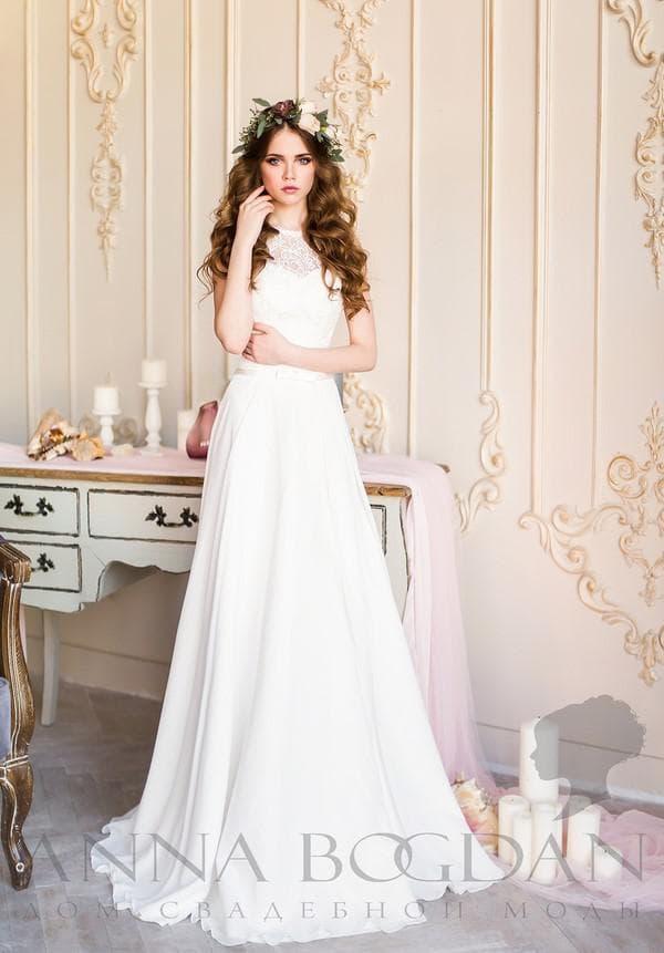 Свадебное платье русское дизайнерское