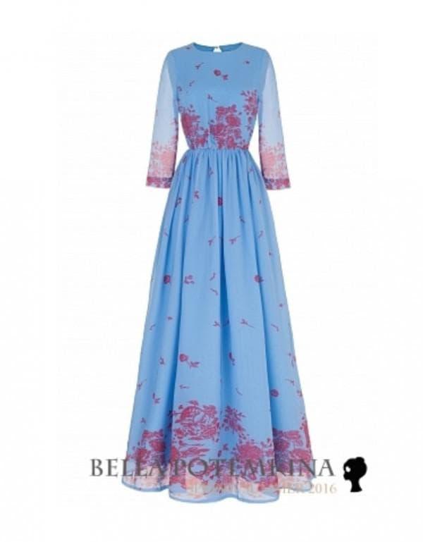 Платье на выпускной от Беллы Потемкиной