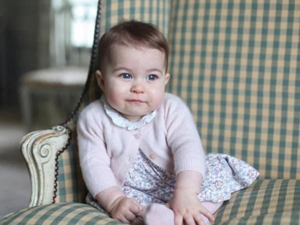 Платье дочери Кейт Миддлтон