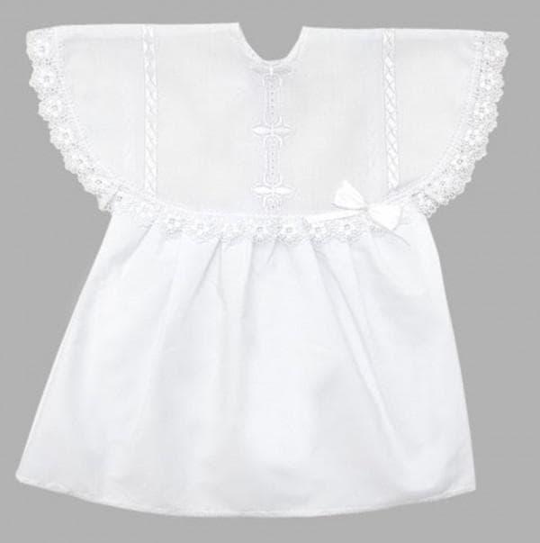 Крестильная рубаха для девочки