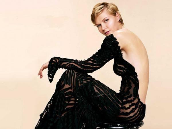 Знаменитости в платьях с открытой спиной