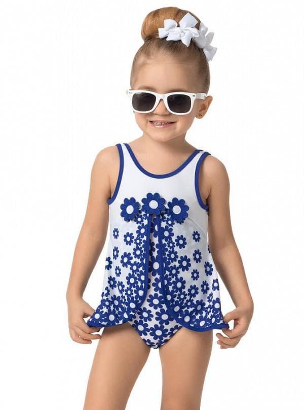 Купальник платье для девочки