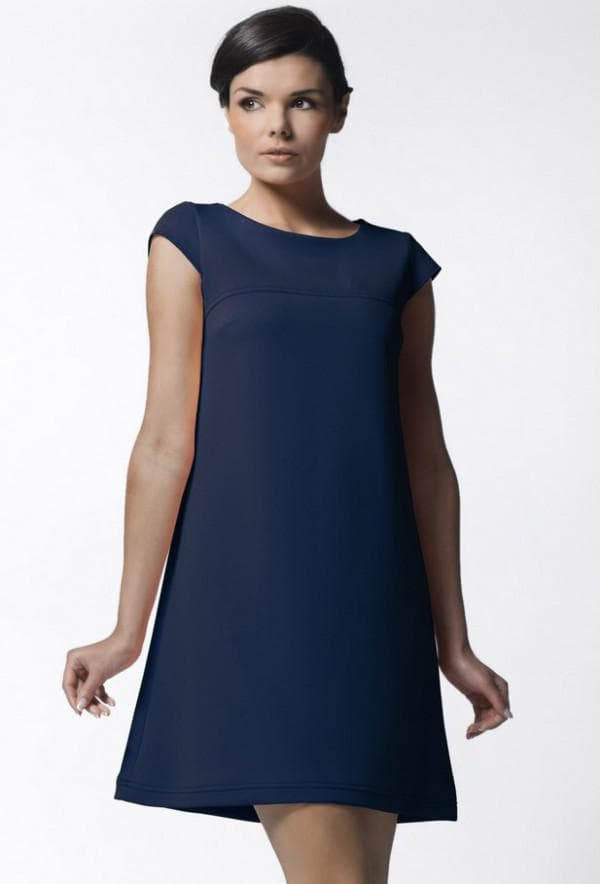 Платье трапеция большого размера своими руками