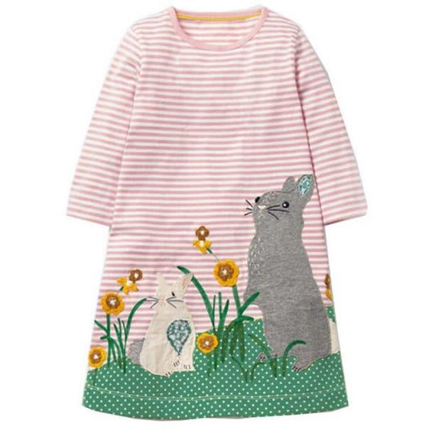 Повседневное платье Kidsalon