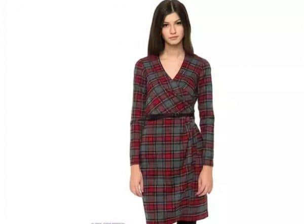 Платье-рубашка F5