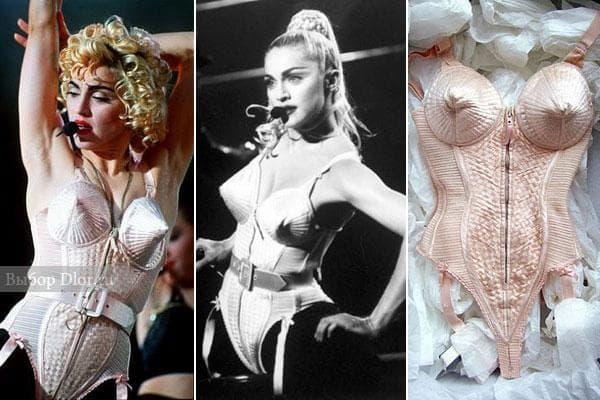Фото Мадонны 1990г.