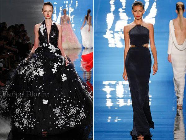 Модные платья от Reem Acra