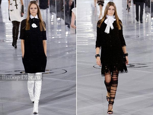 Платья Chanel 2005 года