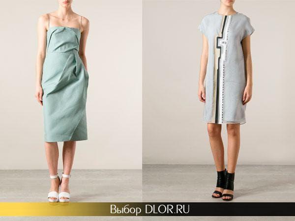 Повседневные платья и сарафаны