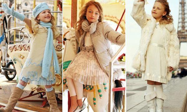 Фото платьев для девочек