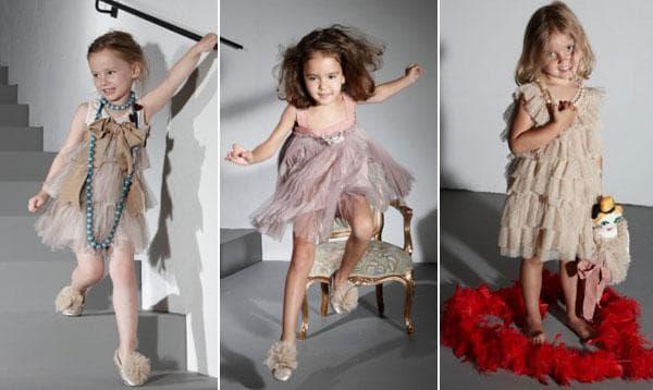 Детские платья от Lanvin