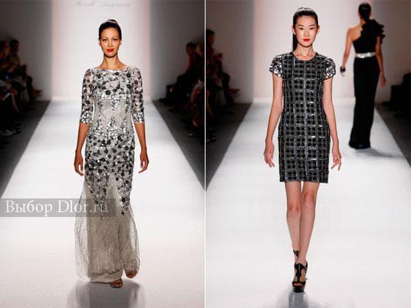 Длинное и короткое вечернее платье от Farah Angsana