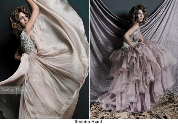 Эксклюзивные платья от Ibrahim Hanif