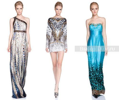 Фото платьев бренда Gizia