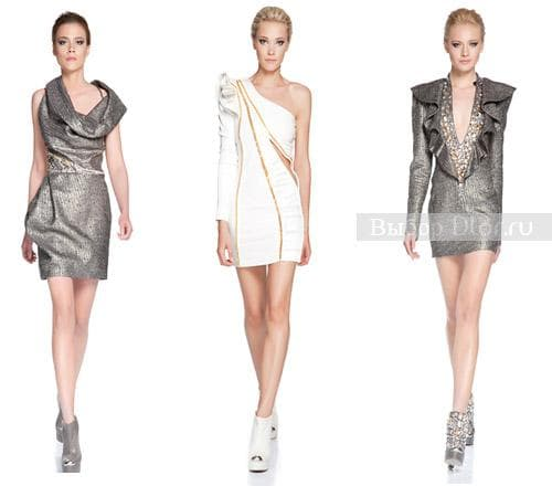 Короткие платья Gizia