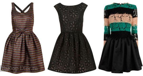 Платья в стиле беби-долл