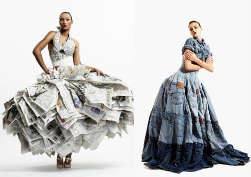 Платья от Гари Харви