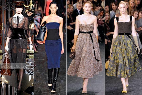 Офисные модели платьев