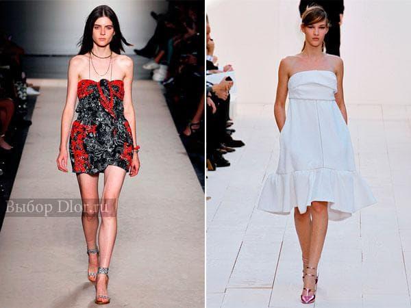 Летние платья от Isabel Marant и Chloé