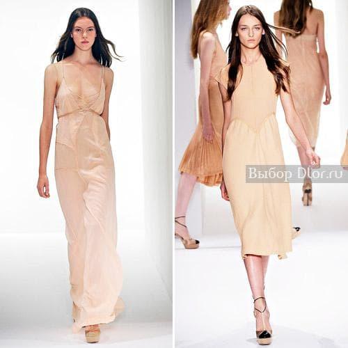 Летние платья от Calvin Klein