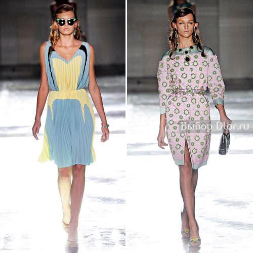 Платья от Prada