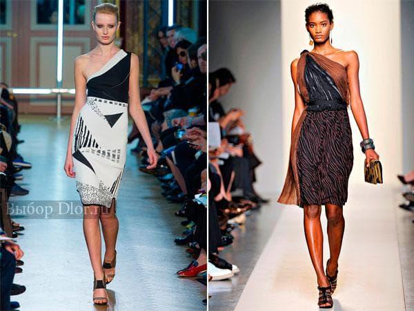 Фото брендовых платьев-футляр