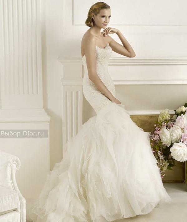 Платья из коллекции Pronovias Glamour