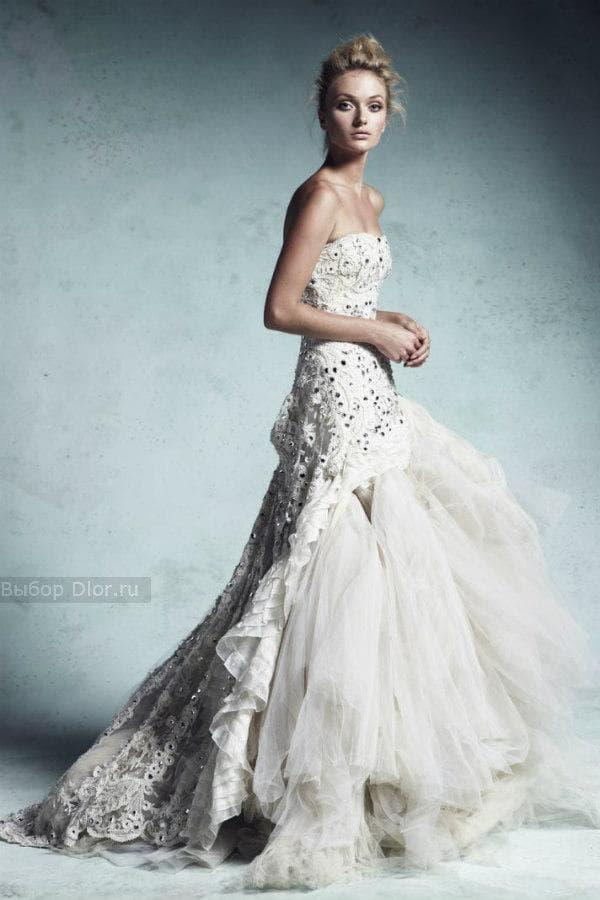 Свадебный наряд от Collette Dinnigan