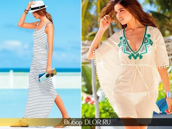 Фото пляжных нарядов 2013