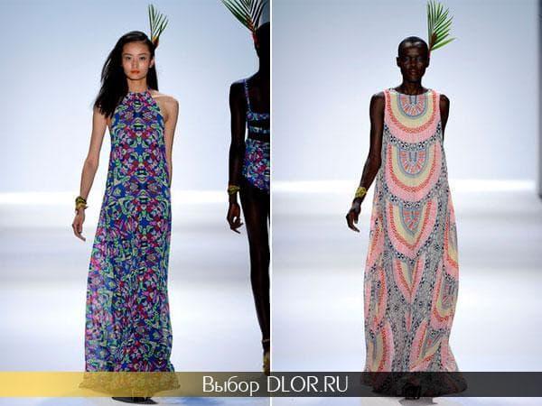 Новая коллекция одежды Mara Hoffman 2013