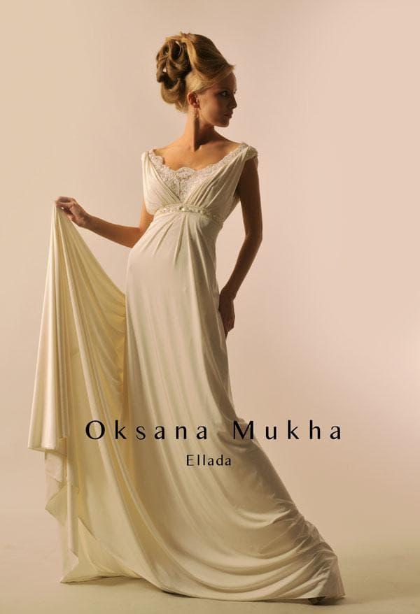 Свадебное платье в греческом стиле «Ellada»
