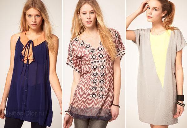 Офисные модели платья