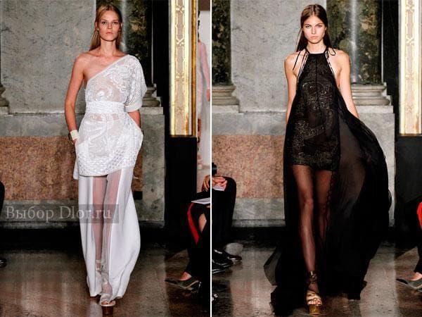 Выпускные платья от Emilio Pucci