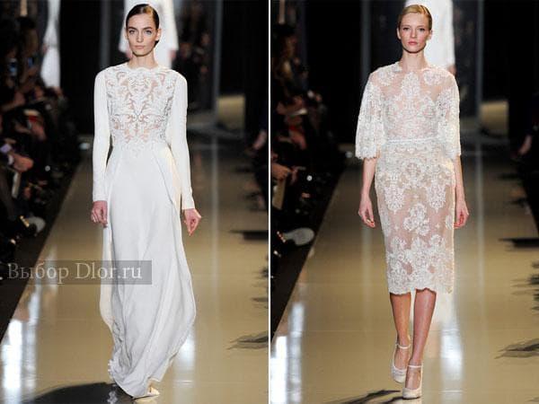 Вечерние платья от Elie Saab