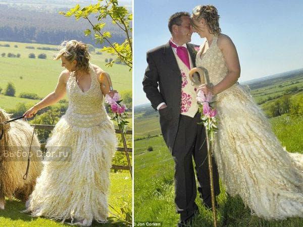 Свадебное платье Луизы Фейрберн