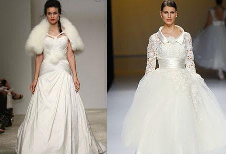 Накидки для свадебного платья