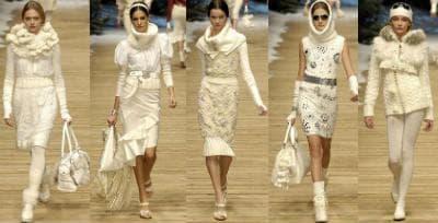 Платья для холодной поры года