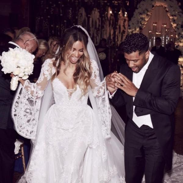 Свадебное платье Сиары