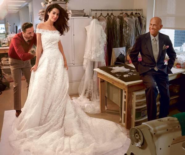 Свадебное платье Амаль