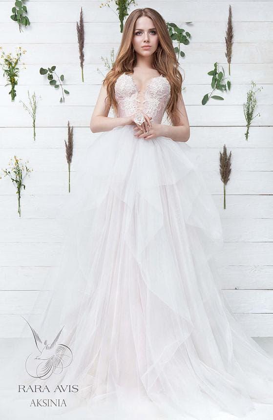 Платье принцессы для невесты