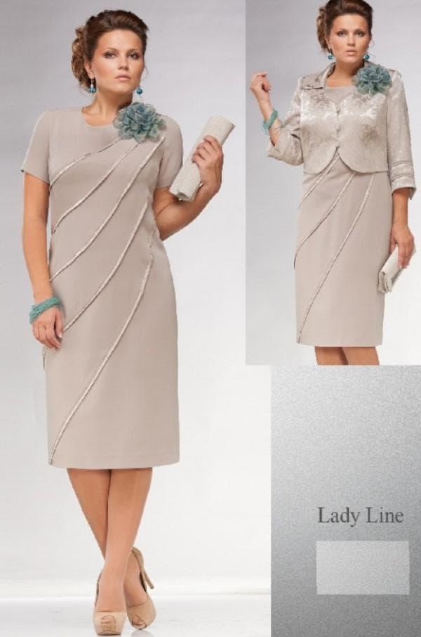 Модель платья для мамы жениха на свадьбе