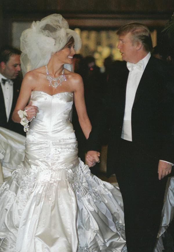 Свадебное платье Мелании Клаус